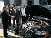 Audi A3 TDI Completes First-Ever Extended Drive on RenDiesel Synthetic Fuel
