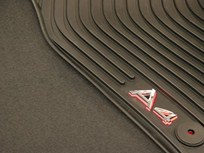 Audi Introduces Illuminated Floor Mats at SEMA
