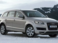 U.S. to Get 2011 Audi Q7 Supercharged V-6, 8-Speed Auto