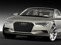 Audi A7 Four-Door Coupe Coming by End of 2010