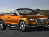Audi Cross Cabriolet Quattro Concept Hints at 2009 Q5