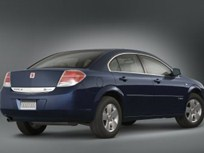 Saturn Prices Aura Green Line Hybrid Sedan