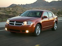 Chrysler Group Launches Production of All-New 2008 Dodge Avenger at Sterling Heights Assembly Plant