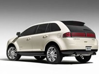 Sneak Peek Photo of New 2007 Lincoln Aviator