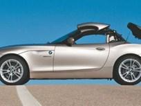 2009 BMW Z4 Gets Folding Hardtop