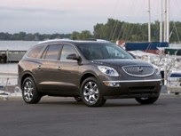 GM Prepares to Export Buick Enclaves to China