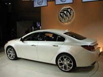 2012 Buick LaCrosse with eAssist to Achieve 37 MPG
