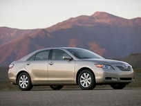 Camry Hybrid Named Motor Trend Car of the Year