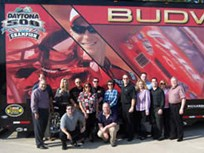 CEI Client Advisory Council Meets in N.C. to Tour Dale Earnhardt Inc.