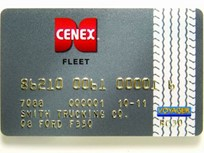 Cenex Voyager Fleet Card Introduced
