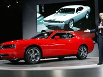 Chrysler LLC Introduces Entire 2009 Dodge Challenger Model Lineup at New York International Auto Show