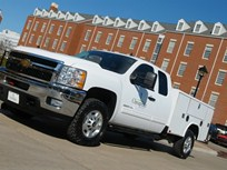 Chesapeake Energy Converts 800th Vehicle in Fleet to CNG