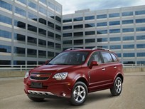 GM Adds Fleet-Friendly Captiva Sport Crossover to Lineup
