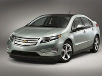 2011 Volt Earns Five-Star Overall Safety Rating