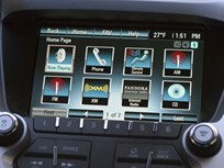 Chevrolet Launches MyLink for 2012 Volt and Equinox