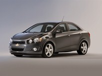 Chevrolet Announces Retail Pricing for 2012 Sonic