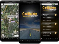 Bi-lingual Smartphone App Notifies in the Event of a Vehicular Collision