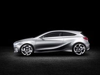 Mercedes Concept-A Class to Debut at New York Auto Show