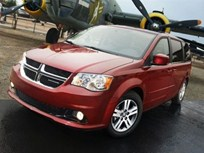Chrysler Redesigns 2011 Dodge Grand Caravan