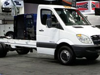 Dodge Adds Sprinter Chassis Cab to Lineup