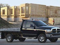 Dodge Extends Into the Class 3 Commercial Vehicle Segment With All-New 2007 Dodge Ram 3500 Chassis Cab