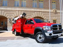 Dodge Holds Preview of 2008 4500 & 5550 Dodge Ram Chassis Cabs