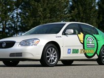 Buick Lucerne Joins GM FlexFuel Lineup for 2009