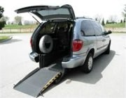 Liberty Now Offers Wheelchair Accessible Grand Caravans