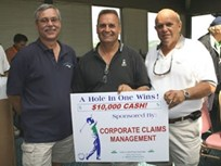 Golfer Wins $10,000 Hole-In-One Challenge at NAFA Michigan Chapter Golf Outing