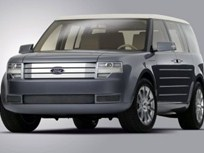 Ford to Call New Vehicle the Flex