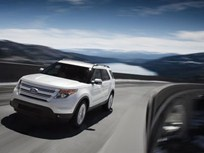 2011 Ford Explorer Named North American Truck of the Year at NAIAS