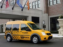 New York City Approves Ford Transit Connect Taxi and Taurus for Taxi Use