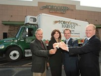 Forgotten Harvest Adds First Hybrid Truck to Fleet