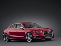 Audi Shows New A3 Concept in Geneva