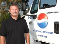 Seibert Named Fleet Director of G&J Pepsi Bottlers