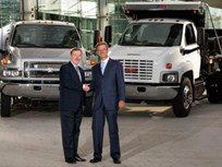 GM and Navistar Reach Tentative Agreement on