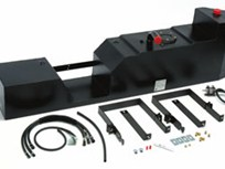 Transfer Flow Offers Larger Replacement Fuel Tanks For 2007 GM 2500 & 3500 Series Diesel Pickups