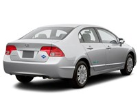 2007 Honda NGV Still HOV-Eligible in California