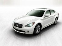 Infiniti M Hybrid to Debut at L.A. Auto Show