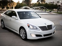 Hyundai Equus Earns 2011 Top Safety Pick Award