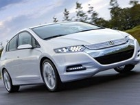 Honda Insight Concept Hybrid Vehicle Revealed at Paris Motor Show