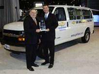 "IntelliChoice Names Chevrolet Express Van ""Best Overall Value of the Year"""