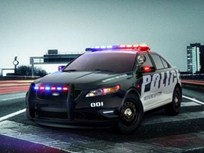 Ford Unveils 2012 Police Interceptor