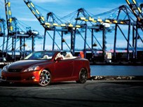 Lexus Introduces 2010 IS 350C F-Sport Special Edition