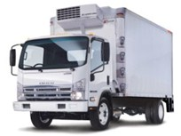 2008 Isuzu N-Series Gas-Powered Trucks Now Available