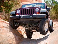 Jeep Wrangler Rubicon Wins 2007 4x4 of the Year
