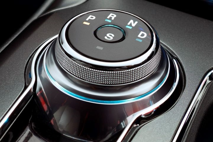 : Photo courtesy of Ford. - 2017 Ford Fusion's Return-to-Park Shifter ...
