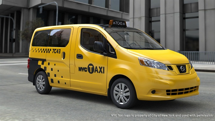 The NV200 Taxi.