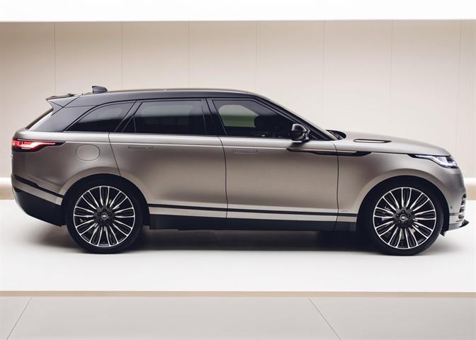 Gallery: Photo courtesy of Land Rover. - Range Rover Velar ...