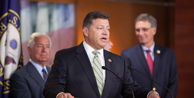 Rep. Bill Shuster (R-PA) contends five-month patch will provide time